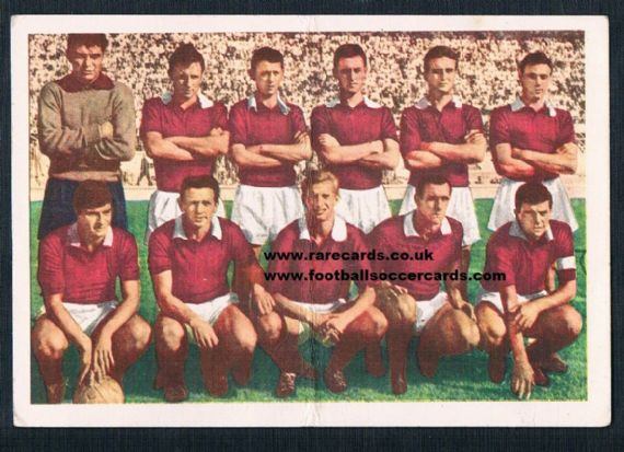 1961 Denis Law Nannina pc Torino